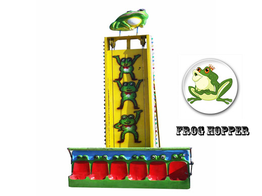 Frog Hopper ride